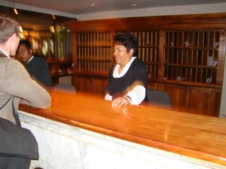 R server un h tel tananarive h tel colbert for Reserve un hotel