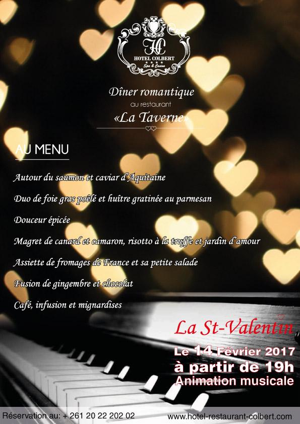 Dîner Romantique à La Taverne